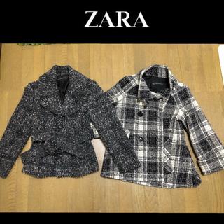 ZARA - ZARAコート2枚セット