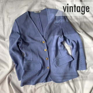 Lochie - 春服【vintage】古着女子 レトロ ニット コート カーディガン