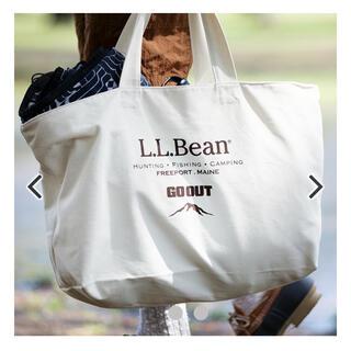 エルエルビーン(L.L.Bean)のマウントレーニア L.L.Bean トートバッグ 未開封品です。(ノベルティグッズ)