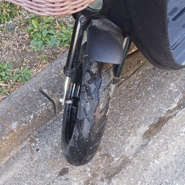 スズキ(スズキ)のスズキ チョリノリ セル付き  実働車 自動車/バイクのバイク(車体)の商品写真
