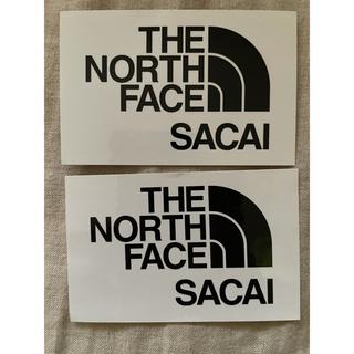 サカイ(sacai)のsacai The North Faceステッカー(その他)