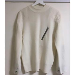 sacai - sacai ウールセーター 20AW