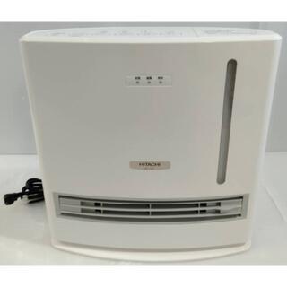 ヒタチ(日立)の【美品】日立 加湿セラミックファンヒーター HLC-1230(ファンヒーター)
