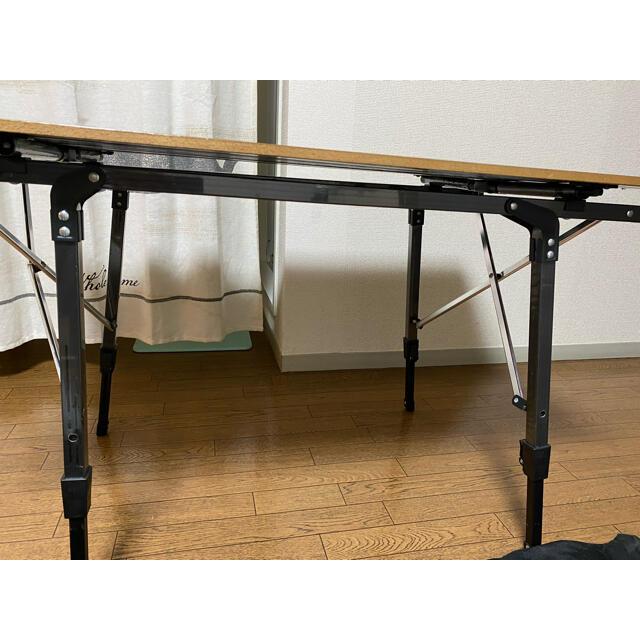 PRIMUS(プリムス)の値引交渉可 プリムス 廃盤 希少 アジャスタブルテーブルS  スポーツ/アウトドアのアウトドア(テーブル/チェア)の商品写真