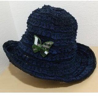 リネン帽子(ハット)