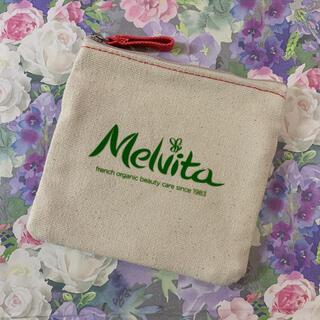 Melvita - 【新品未使用】メルヴィータ ポーチ
