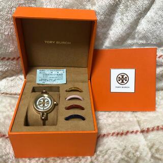 トリーバーチ(Tory Burch)の【新品・未使用】トリーバーチ 時計 バングル リーヴァ(腕時計)