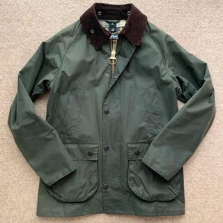Barbour - BARBOUR BEDALE SL 2 LAYER SAGE