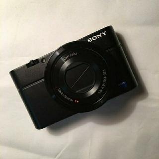 SONY - SONY DSC-RX100