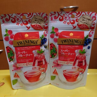 《SALE》紅茶セット ジャスミン&スーパーフルーツティー(茶)