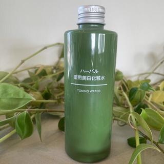 MUJI (無印良品) - 無印 ハーバル薬用美白化粧水