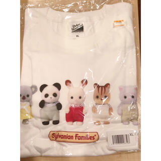 エポック(EPOCH)のシルバニアファミリー Tシャツ XLサイズ(Tシャツ(半袖/袖なし))