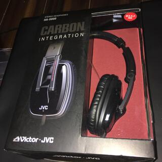 ビクター(Victor)の未使用品 JVC HA-S800 ヘッドフォン Victor(ヘッドフォン/イヤフォン)