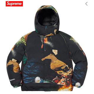 Supreme - Firecracker Down Jacket supreme