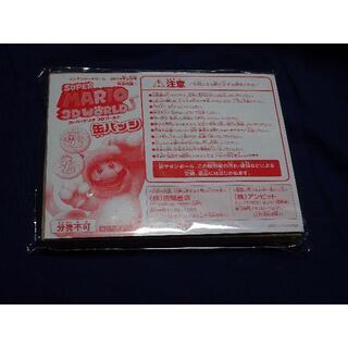 ニンテンドウ(任天堂)のマリオ3Dワールド 缶バッジ(バッジ/ピンバッジ)