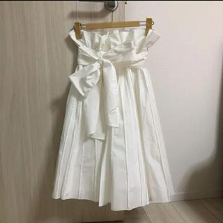 FRAY I.D - FLAY I.D リボンプリーツスカート 未使用