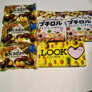 チョコレートセット(菓子/デザート)
