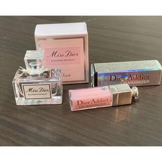 Dior - ディオール アディクトリップマキシマイザー ミニサイズ ブルーミングブーケ