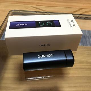 ブルートゥース Bluetooth ワイヤレスイヤホン(ヘッドフォン/イヤフォン)