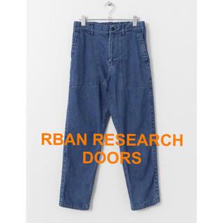 ドアーズ(DOORS / URBAN RESEARCH)のアーバンリサーチ ドアーズ / ベイカーデニムパンツ(デニム/ジーンズ)