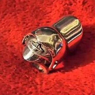 ヴィヴィアンウエストウッド(Vivienne Westwood)の廃盤 旧 ナックル リング 指輪 sizeM ヴィヴィアンウエストウッド(リング(指輪))