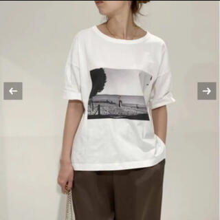ノーブル(Noble)のノーブル キャンペプレイ フォトTシャツ(Tシャツ/カットソー(半袖/袖なし))