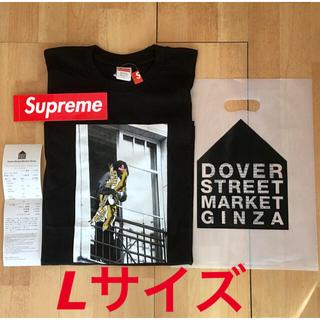 シュプリーム(Supreme)のSupreme ANTIHERO Balcony Tee Black Large(Tシャツ/カットソー(半袖/袖なし))
