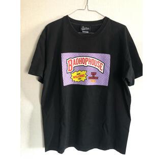 BADHOP Tシャツ バッドホップ ヒップホップ(Tシャツ/カットソー(半袖/袖なし))