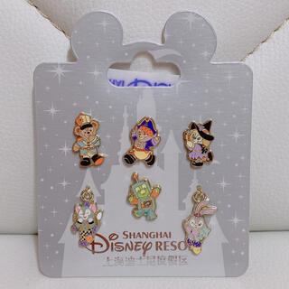 ディズニー(Disney)の上海ディズニー☆ダッフィー&フレンズ☆ピアス(ピアス)