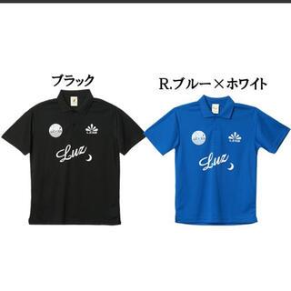 ルース(LUZ)のルースイソンブラ ポロシャツS ブラック(ウェア)