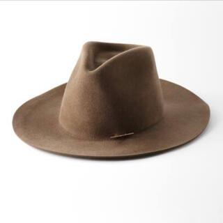 ドゥーズィエムクラス(DEUXIEME CLASSE)のJANESSA LEONE CAMEL HAT キャメル(ハット)