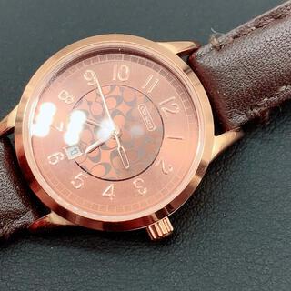 コーチ(COACH)のコーチ 時計 シンプル(腕時計)