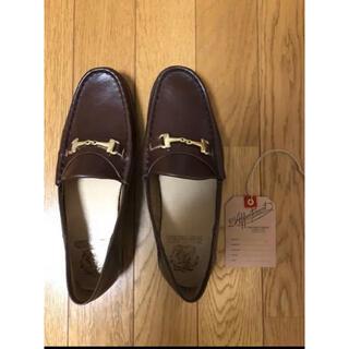 アパルトモンドゥーズィエムクラス(L'Appartement DEUXIEME CLASSE)の♦︎新品♦︎カミナンド ビットローファー(ローファー/革靴)