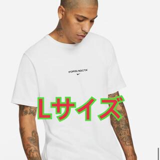 ナイキ(NIKE)のNocta 白シャツ Tシャツ Nike (Tシャツ/カットソー(半袖/袖なし))