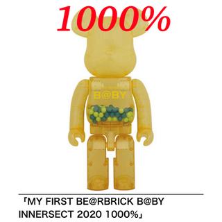 メディコムトイ(MEDICOM TOY)のMY FIRST BE@RBRICK B@BY INNERSECT 2020(その他)