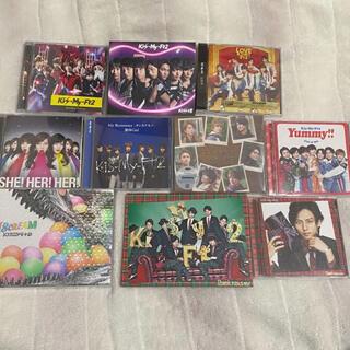 キスマイフットツー(Kis-My-Ft2)のKis-My-Ft2キスマイ 舞祭組 シングル アルバム まとめ売り(アイドルグッズ)