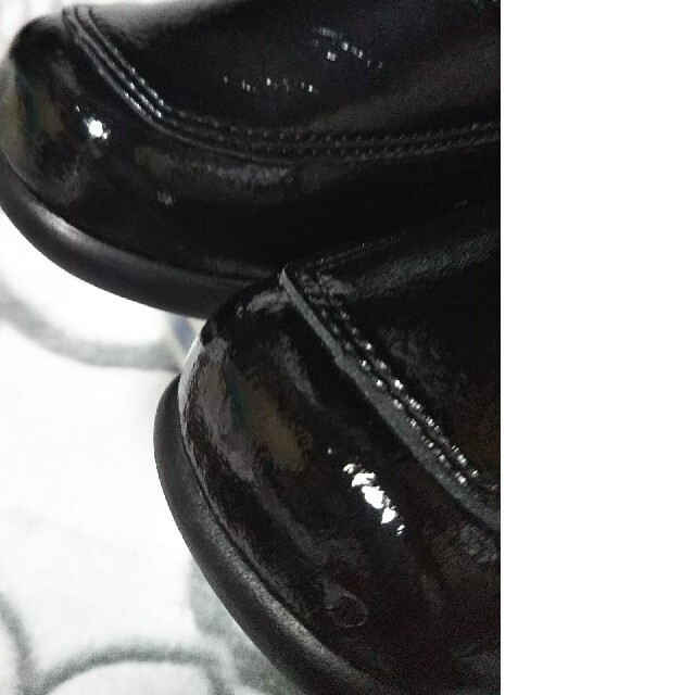 Re:getA(リゲッタ)のリゲッタ ローファー パンプス ブラック 新品未使用 レディースの靴/シューズ(ローファー/革靴)の商品写真