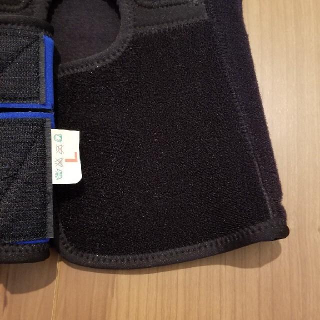 ZAMST(ザムスト)の膝サポーター ZAMST  サイズ:L スポーツ/アウトドアのトレーニング/エクササイズ(トレーニング用品)の商品写真