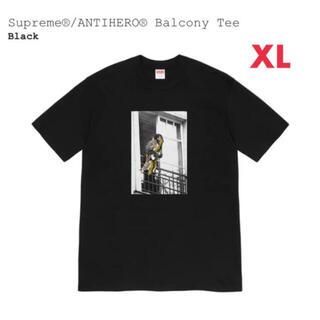 シュプリーム(Supreme)のSupreme Anti Hero Balcony Tee  XL(Tシャツ/カットソー(半袖/袖なし))
