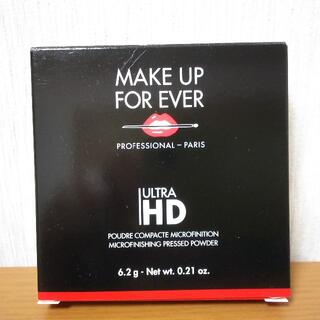メイクアップフォーエバー(MAKE UP FOR EVER)の[新品送料込]メイクアップフォーエバー ウルトラHD プレストパウダー 6.2g(フェイスパウダー)