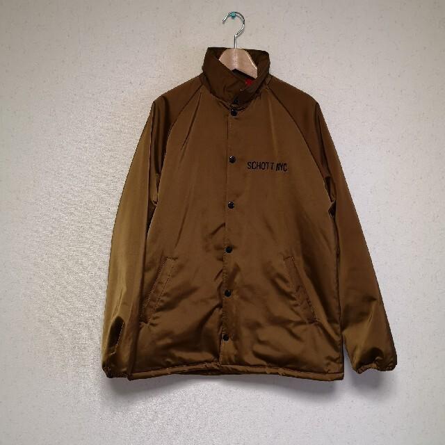 schott(ショット)の値下げ!! ショット コーチジャケットsize M  メンズのジャケット/アウター(ナイロンジャケット)の商品写真