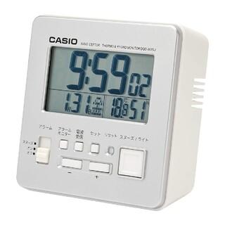 カシオ(CASIO)の(新品) 電波式 目覚まし置き時計 [CASIO](置時計)
