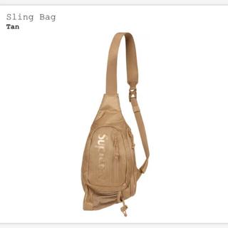 シュプリーム(Supreme)の21SS《付属品完備》シュプリーム  supreme sling bag(ボディーバッグ)
