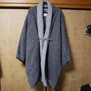 【1回着用のみ】sou sou 宮中袖 コート 傾衣