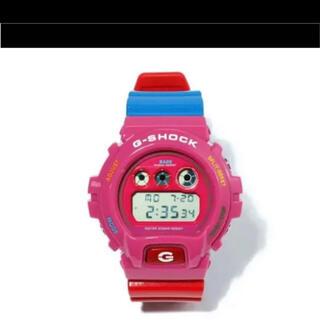 アベイシングエイプ(A BATHING APE)のBAPE X KID CUDI G-SHOCK DW6900 CASIO 腕時計(腕時計(デジタル))