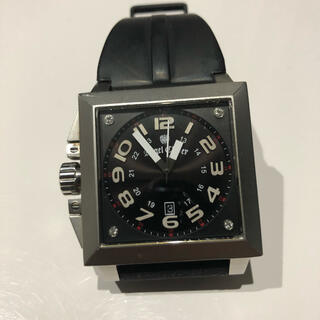 エンジェルクローバー(Angel Clover)のエンジェルクローバー スクエア型 腕時計(腕時計(アナログ))