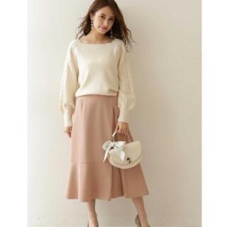 PROPORTION BODY DRESSING - 𓊆新品未使用𓊇プロポーション✩.*˚ サイドバックルマーメイドミモレスカート