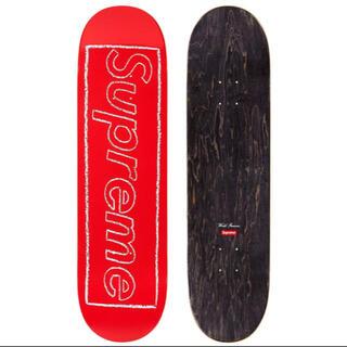シュプリーム(Supreme)のKAWS Chalk Logo Skateboard(スケートボード)