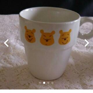 クマノプーサン(くまのプーさん)のくまのプーさん マグカップ(グラス/カップ)