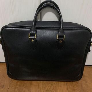 ヘルツ(HERZ)の【美品】HERZ ヘルツ 2way ビジネスバッグ ブラック(ビジネスバッグ)